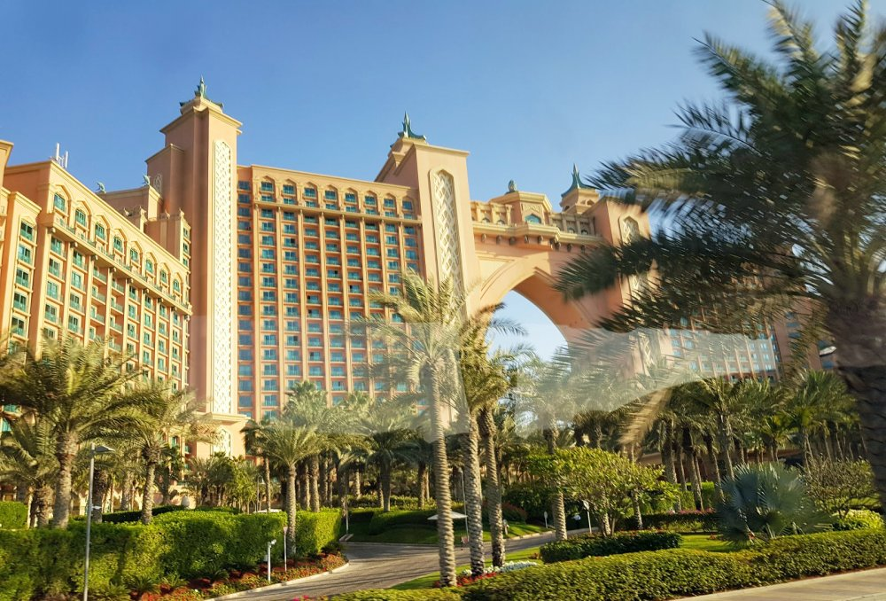 Комплекс Atlantis The Palm